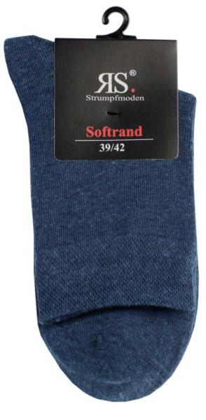 Kurzschaft Baumwolle Jeans