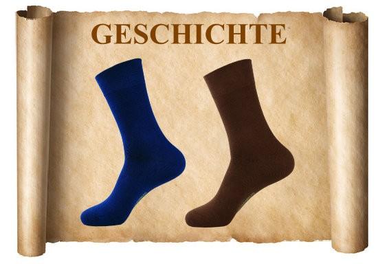 Socken-Entstehung-Geschichte